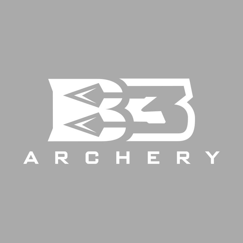 B3 Archery Decal