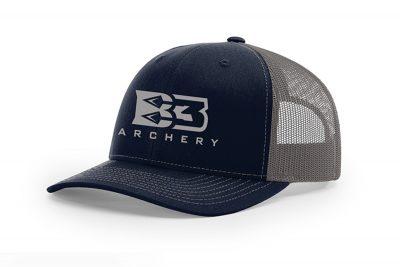 Navy Branded Cap
