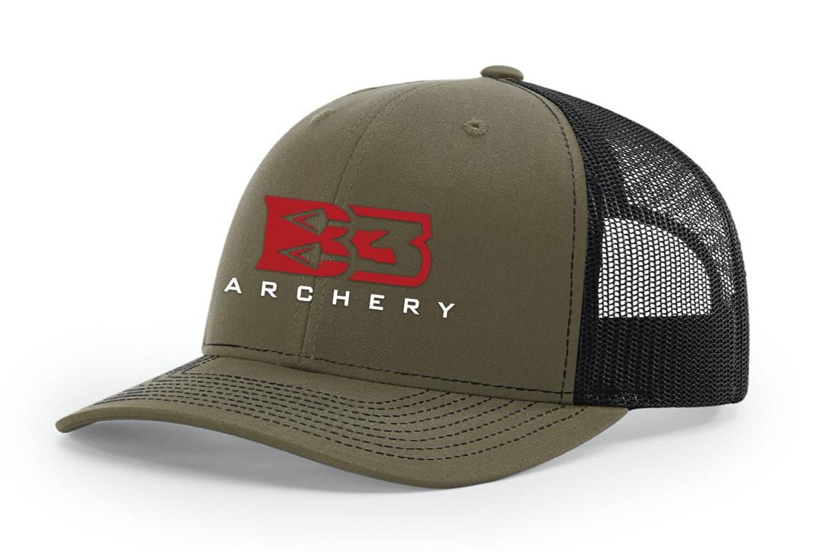 Loden Branded Cap