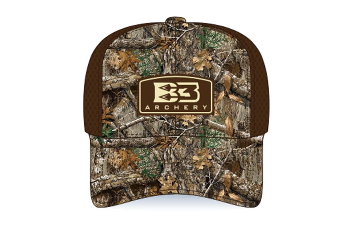 Realtree Frayed Patch Cap